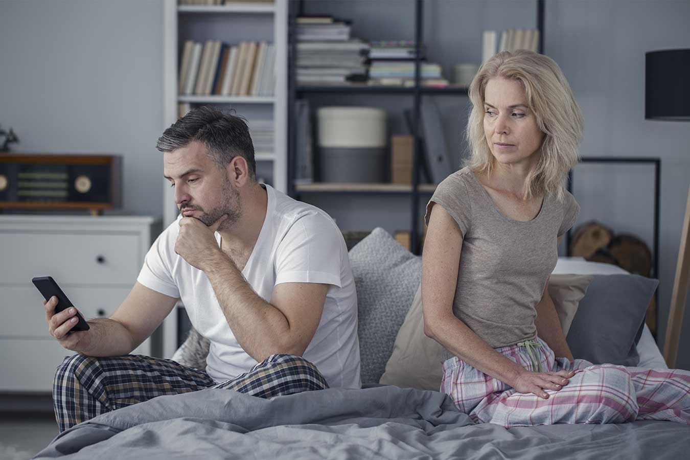 Suspect Infidelity? You're NOT Alone